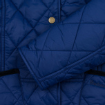 Barbour Clover Liddesdale Women Quilted Jacket Blue photo- 4