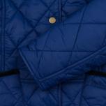 Женская стеганая куртка Barbour Clover Liddesdale Quilted Blue фото- 4