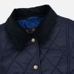 Женская стеганая куртка Barbour Clover Liddesdale Quilted Navy фото- 2