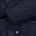 Женская стеганая куртка Barbour Clover Liddesdale Quilted Navy фото- 3