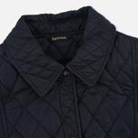 Женская стеганая куртка Barbour Herterton Navy фото- 2