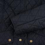 Женская стеганая куртка Barbour Herterton Navy фото- 5