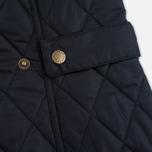 Женская стеганая куртка Barbour Herterton Navy фото- 4