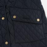 Женская стеганая куртка Barbour Herterton Navy фото- 3