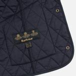 Женская стеганая куртка Barbour Herterton Navy фото- 6