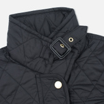 Barbour International Quilted Women's Quilted Jacket Black/Black photo- 3