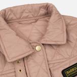 Женская стеганая куртка Barbour International Quilted Pale Pink фото- 1