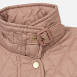 Женская стеганая куртка Barbour International Quilted Pale Pink фото- 5