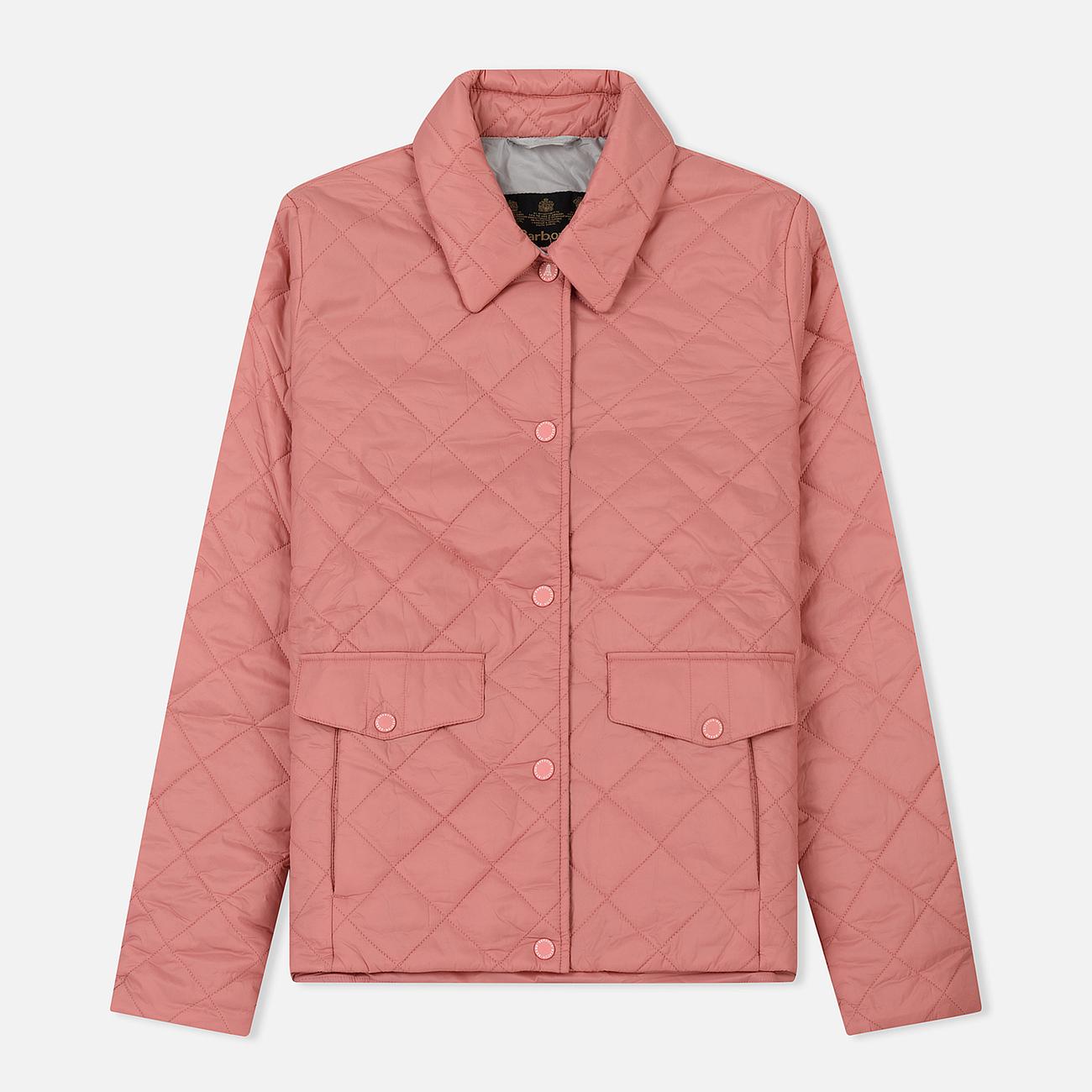 Женская стеганая куртка Barbour Overwash Quilted