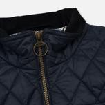 Женская стеганая куртка Barbour Rachel Quilted Navy фото- 3
