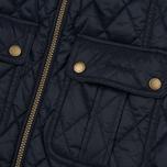 Женская стеганая куртка Barbour Rachel Quilted Navy фото- 4