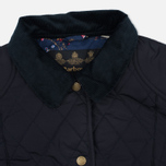 Barbour Saddleworth Quilted Women Quilted Jacket Navy photo- 2