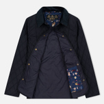 Barbour Saddleworth Quilted Women Quilted Jacket Navy photo- 1