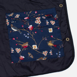 Barbour Saddleworth Quilted Women Quilted Jacket Navy photo- 4