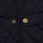 Женская стеганая куртка Barbour Saddleworth Quilted Navy фото- 5