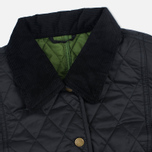 Женская стеганая куртка Barbour Summer Liddesdale Black/Turf фото- 2