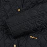 Женская стеганая куртка Barbour Summer Liddesdale Black/Turf фото- 4