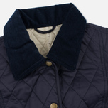Barbour Summer Liddesdale Women's Quilted Jacket Navy/Perl photo- 2