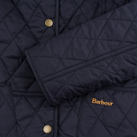 Barbour Summer Liddesdale Women's Quilted Jacket Navy/Perl photo- 4