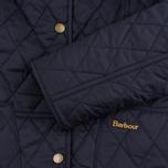 Женская стеганая куртка Barbour Summer Liddesdale Navy/Pearl фото- 4