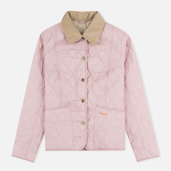 Женская стеганая куртка Barbour Summer Liddesdale Pale Mauve/Pearl
