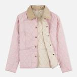 Женская стеганая куртка Barbour Summer Liddesdale Pale Mauve/Pearl фото- 1