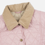 Женская стеганая куртка Barbour Summer Liddesdale Pale Mauve/Pearl фото- 2