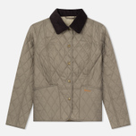 Женская стеганая куртка Barbour Summer Liddesdale Quilted Taupe фото- 0