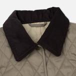 Женская стеганая куртка Barbour Summer Liddesdale Quilted Taupe фото- 1