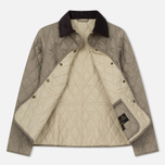 Женская стеганая куртка Barbour Summer Liddesdale Quilted Taupe фото- 3