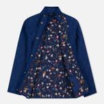 Женская стеганая куртка Barbour Tors Quilted Bright Blue фото- 1