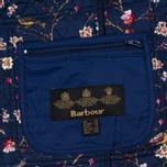 Женская стеганая куртка Barbour Tors Quilted Bright Blue фото- 4