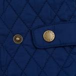 Женская стеганая куртка Barbour Tors Quilted Bright Blue фото- 5