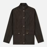 Женская стеганая куртка Barbour Tors Quilted Olive фото- 0