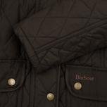 Женская стеганая куртка Barbour Tors Quilted Olive фото- 3