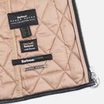 Женская стеганая куртка Barbour x Range Rover Viscon Black/Mink фото- 6