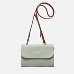 Женская сумка Ally Capellino Jean Mini Crossbody Mint фото- 0