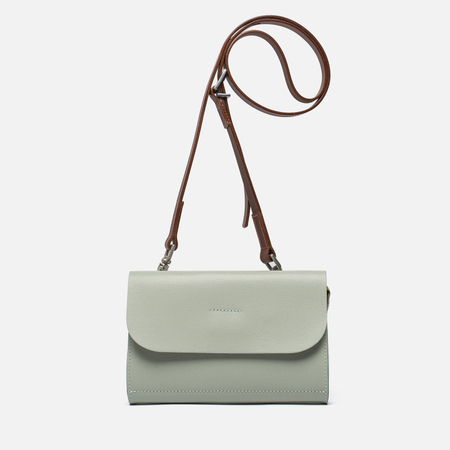 Женская сумка Ally Capellino Jean Mini Crossbody Mint