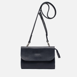 Женская сумка Ally Capellino Jean Mini Crossbody Navy фото- 0