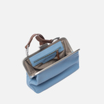 Женская сумка Ally Capellino Shirley Leather Crossbody Blue фото- 2