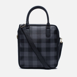 Женская сумка Fred Perry Gingham Boxy Grey/Black фото- 3