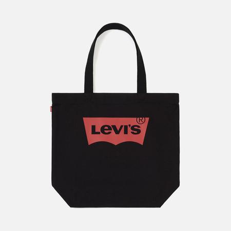 Женская сумка Levi's Batwing Tote Black