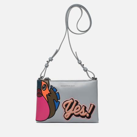 Женская сумка Mandarina Duck Patch Duck Lead
