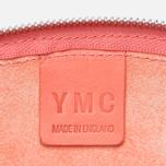 Женская сумка YMC Leather Half Circle Coral фото- 3