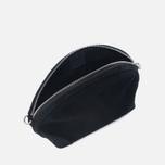 Женская сумка YMC Suede Half Circle Black фото- 2