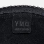 Женская сумка YMC Suede Half Circle Black фото- 3