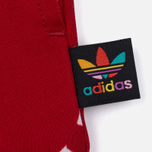 Женская толстовка adidas Originals x Pharrell Williams HU Crew Power Red/White фото- 4