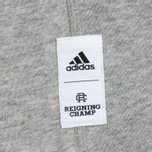 Женская толстовка adidas Originals x Reigning Champ AARC FT Crew Medium Grey Heather фото- 3