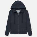 Женская толстовка adidas Originals x Reigning Champ AARC FTFZ Hoody Collegiate Navy/Cold Heather фото- 0