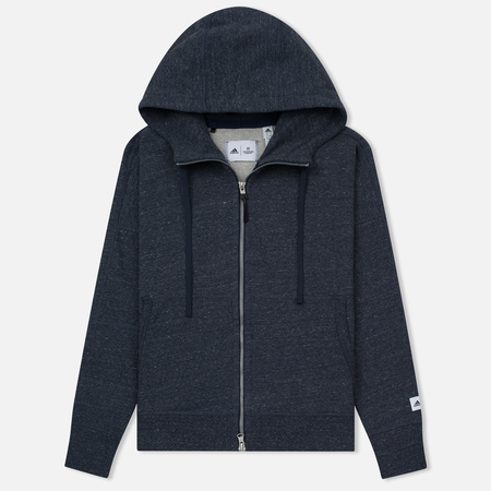Женская толстовка adidas Originals x Reigning Champ AARC FTFZ Hoody Collegiate Navy/Cold Heather